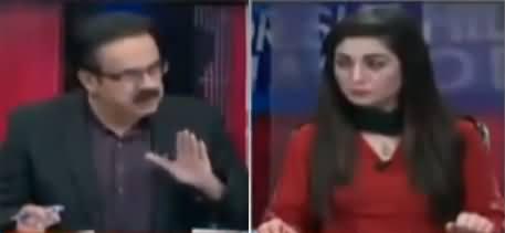 Live With Dr. Shahid Masood (Jang Ya Aman) - 3rd March 2019