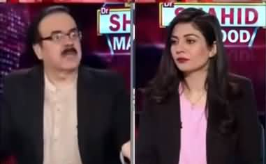 Live with Dr. Shahid Masood (Jeet Kis Ki?) - 11th March 2021