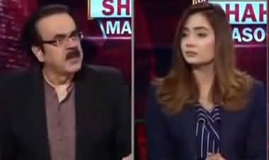 Live with Dr. Shahid Masood (Jigri Dost, Jani Dushman) - 7th April 2021
