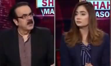 Live with Dr. Shahid Masood (Jigri Dost, Jani Dushman) - 7th April 2021