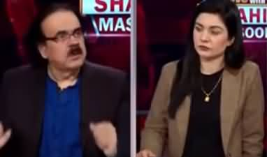 Live with Dr. Shahid Masood (Joor Toor....) - 24th August 2021