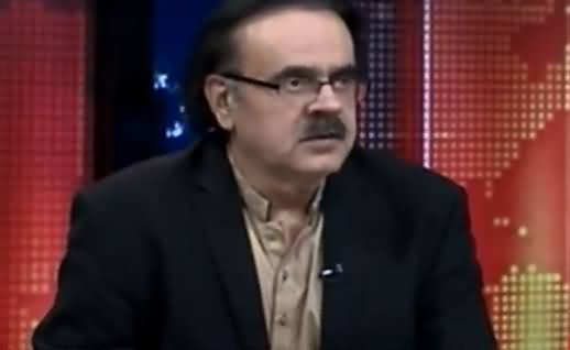 Live with Dr.Shahid Masood (Journalist Meeting With PM Imran Khan) - 31st August 2018