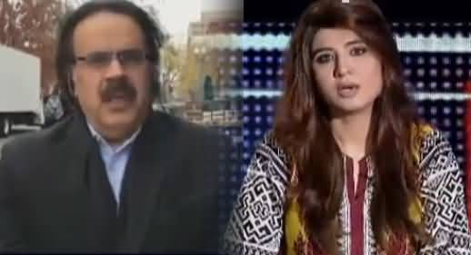 Live With Dr Shahid Masood (Junaid Jamshed's Death, Panama Case) – 8th December 2016