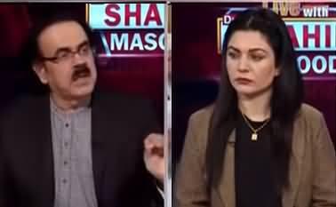 Live with Dr.Shahid Masood (Kaisa Hoga Taliban Ka Afghanistan) - 16th August 2021