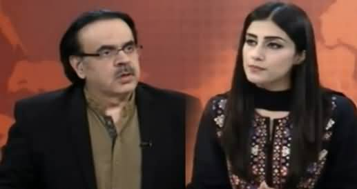 Live With Dr Shahid Masood (Kal Supreme Court Mein) – 27th January 2018