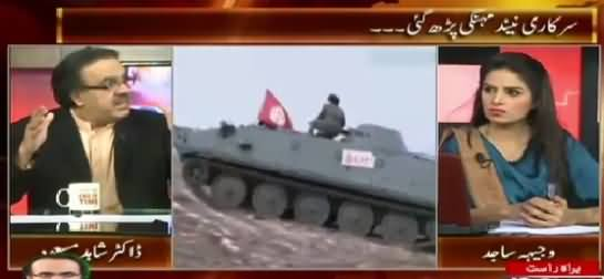 Live With Dr. Shahid Masood (Karachi Bus Attack, Karachi Operation & Other Issues) – 14th May 2015