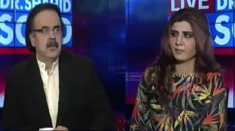 Live With Dr Shahid Masood (Karachi Operation & Other Issues) – 24th December 2016