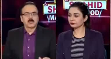 Live with Dr. Shahid Masood (Kasheedagi) - 12th February 2021