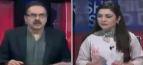 Live With Dr. Shahid Masood (Kasheedagi Mazeed Barh Gai) - 1st March 2019