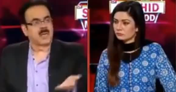 Live With Dr. Shahid Masood (Kashmir, What Options Pakistan Has?) - 15th August 2019