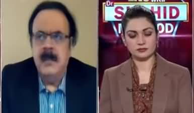 Live with Dr. Shahid Masood (Khail Ulajh Raha Hai) - 26th October 2020