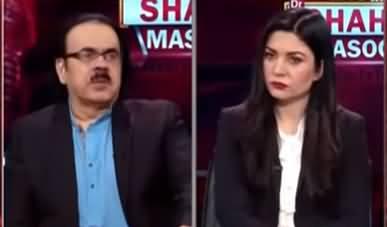 Live with Dr. Shahid Masood (Khamoshi) - 24th October 2021