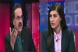 Live With Dr Shahid Masood (Khawaja Saad Rafique Ki Shula Bayani) – 1st July 2017