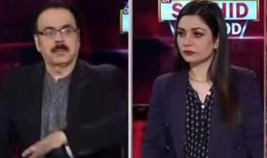 Live with Dr. Shahid Masood (Khel Ulajh Raha Hai) - 5th October 2020