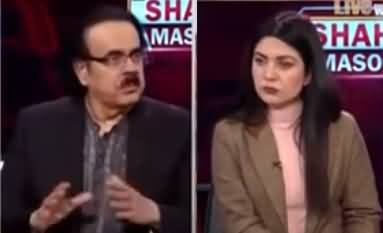 Live with Dr. Shahid Masood (Khooni Tasadam) - 28th October 2021