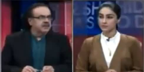 Live With Dr Shahid Masood (Kia Election Waqt Per Honge?) – 19th March 2018