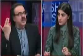 Live With Dr Shahid Masood (Kia Hone Wala Hai) – 12th September 2017