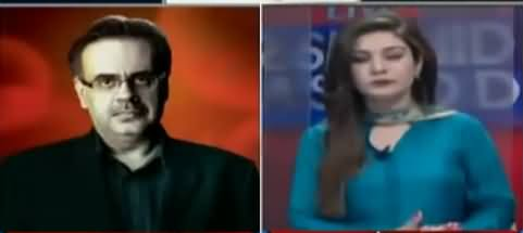 Live with Dr.Shahid Masood (Kia NRO Ho Gaya?) - 26th March 2019