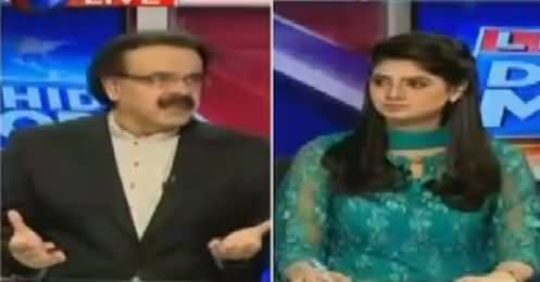 Live With Dr Shahid Masood (Kia Pakistan Mein Baadshahat Hai?) – 13th October 2016