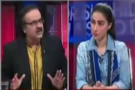 Live With Dr Shahid Masood (Kia Sab Acha Hai..?) – 11th May 2017