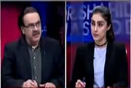 Live With Dr Shahid Masood (Kia Sab Acha Hai) – 20th December 2017