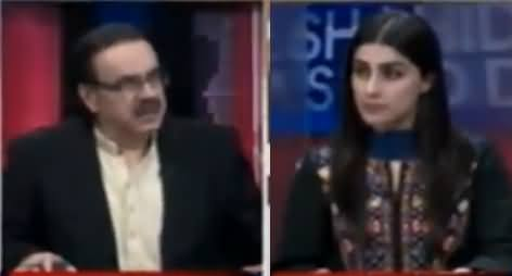 Live With Dr Shahid Masood (Kia Tasadam Wahid Raasta Hai) – 6th March 2018