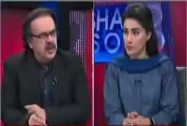 Live With Dr Shahid Masood (Kitney Aadmi Thay Aur Kahan Gaye?) – 9th April 2017