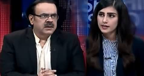 Live With Dr. Shahid Masood (Koi Ghar Se Bahir Na Nikle) - 11th January 2018
