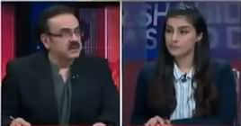 Live With Dr Shahid Masood (Koi NRO Nahi Hoga) – 17th August 2018