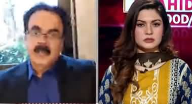 Live with Dr. Shahid Masood (Koi Samjhota Nahi Hoga) - 12th November 2019