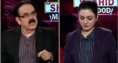 Live With Dr. Shahid Masood (Kuch London Ki Gup Shup) - 8th December 2019