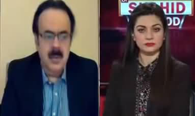 Live with Dr. Shahid Masood (Kuch Na Samjhe Khuda Kare Koi) - 19th October 2020