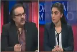 Live With Dr Shahid Masood (Kulbhushan Yadav, Army & Govt) – 18th May 2017