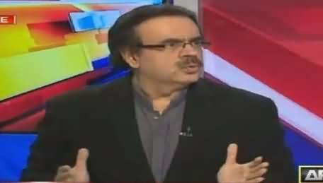 Live With Dr Shahid Masood (Kya Nawaz Sharif Liberal Ho Gaye?) – 11th March 2016