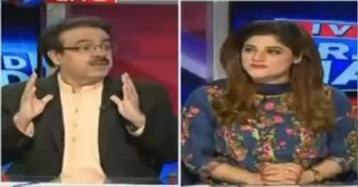 Live With Dr Shahid Masood (Kya Naya NRO Ho Raha Hai?) – 11th July 2016