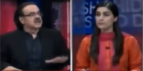 Live With Dr Shahid Masood (La Hasil Joor Toor) – 7th March 2018