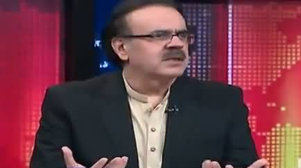 Live With Dr. Shahid Masood (Laadle) - 19th July 2018