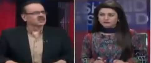 Live With Dr. Shahid Masood (Lanchon Ka Paisa) - 12th November 2018