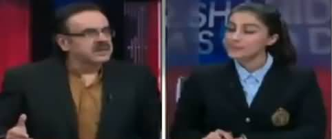 Live With Dr. Shahid Masood (Last Scenes of Game) - 18th October 2018