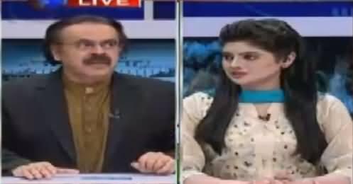 Live With Dr Shahid Masood (Lockdown Aur Crackdown) – 31st October 2016