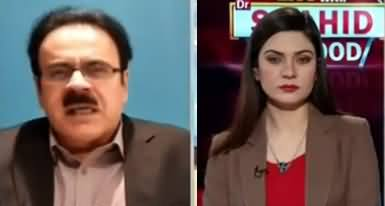 Live with Dr. Shahid Masood (Mafiaz Ka Gath Joor) - 18th January 2020