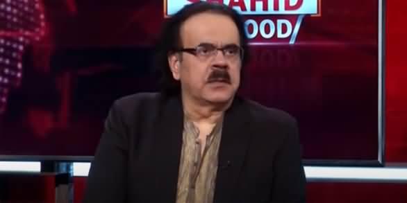 Live with Dr. Shahid Masood (Mahaaz Arai) - 21st September 2021