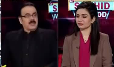 Live with Dr. Shahid Masood (Maidan Saj Rahe Hain) - 16th September 2020
