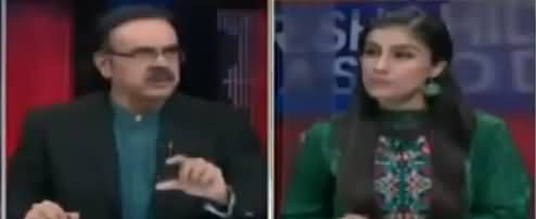 Live With Dr. Shahid Masood (Makafaat e Amal) - 17th October 2018