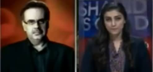 Live with Dr. Shahid Masood (Malik Riaz, Other Issues) - 4th October 2018