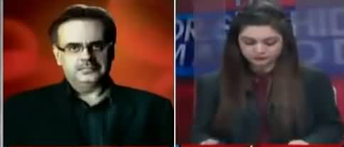 Live With Dr. Shahid Masood (Mantaqi Anjaam) - 20th March 2019