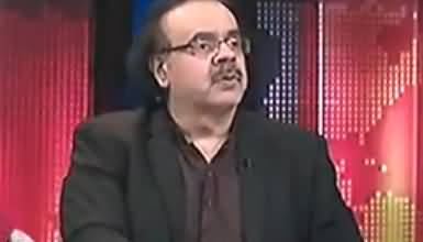 Live With Dr Shahid Masood (Maqaam e Ibrat) – 26th September 2017