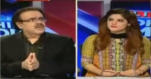 Live With Dr Shahid Masood (Maryam Nawaz Controlling Pakistan) – 3rd June 2016