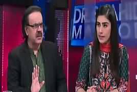 Live With Dr Shahid Masood (Maryam Nawaz Harein Gi) – 16th September 2017