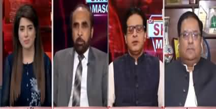 Live with Dr. Shahid Masood (Maryam Nawaz Meetings) - 10th October 2020